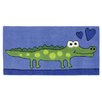 Obsession Inspire Kids Handmade Blue Area Rug