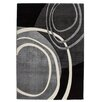 Obsession Lifestyle Handmade Silver Area Rug