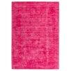 Obsession Rajaa Handmade Pink Area Rug