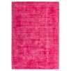 Obsession Handgefertigter Teppich Rajaa in Pink