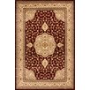 Lalee Argentina Rosario Star Red Area Rug