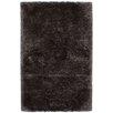 Lalee Handgefertigter Teppich Ecuador Macas in Schwarz