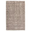 Lalee Laos Pakse Hand-Woven Brown Area Rug