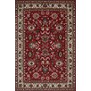 Lalee Teppich Iran - Shiraz in Rot