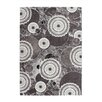 Lalee Greece Larisa Silver Area Rug