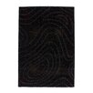 Lalee China Chongqing Black Area Rug