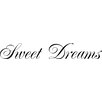 Decal the Walls Sweet Dreams Wall Decal