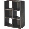 """Homebasix 36"""" Cube Unit Bookcase"""