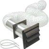"Lambro Industries 10.4"" Louver Vent Kit"