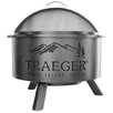 Traeger Wood-Fired Grills Outdoor Fire Pit
