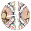 I-like-Paper Analoge Wanduhr The Kingdom 13 cm
