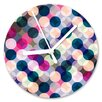 I-like-Paper Multiply 13cm Analogue Wall Clock