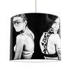 I-like-Paper 30 cm Lampenschirm Futura aus Tyvek