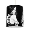 I-like-Paper 20 cm Lampenschirm Futura aus Tyvek