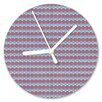 I-like-Paper Analoge Wanduhr Kiitos 13 cm