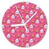I-like-Paper Princess Home 13cm Analogue Wall Clock