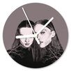 I-like-Paper Forest 13cm Analogue Wall Clock