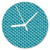 I-like-Paper 3D Cubes 13cm Analogue Wall Clock