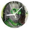 I-like-Paper Greenhundred 13cm Wall Clock