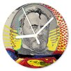 I-like-Paper Analoge Wanduhr Man of Paper 26 cm