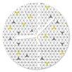 I-like-Paper Analoge Wanduhr Nerdy 13 cm
