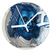 I-like-Paper Beastly 13cm Analogue Wall Clock