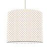 I-like-Paper 30 cm Lampenschirm Hypercube aus Tyvek