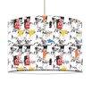 I-like-Paper 40 cm Lampenschirm Nett aus Tyvek