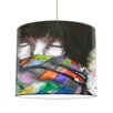 I-like-Paper Rainbow Warrioraus Tyvek 30cm Lampshade