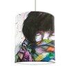 I-like-Paper Rainbow Warrioraus Tyvek 20cm Lampshade