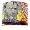 I-like-Paper 30 cm Lampenschirm Man of Paper aus Tyvek