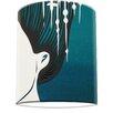 I-like-Paper Geishaaus Tyvek 20cm Lampshade