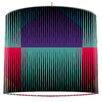 I-like-Paper 30 cm Lampenschirm Jalousie aus Tyvek