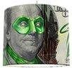 I-like-Paper 30 cm Lampenschirm Greenhundred aus Tyvek