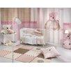 Saint Clair Paris Patchwork Pink Area Rug