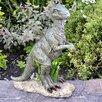 Majestique Dinosaur T-Rex Statue