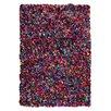 TheRugRepublic Rockon Hand-Loomed Multi-Coloured Area Rug
