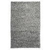 TheRugRepublic Brinko Hand-Loomed Grey Area Rug