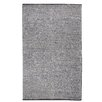 TheRugRepublic Baltoro Hand-Loomed Grey Area Rug