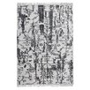 TheRugRepublic Bastille Hand-Knotted Beige/Grey Area Rug