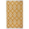 TheRugRepublic Zanet Hand-Loomed Terra Area Rug