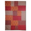 TheRugRepublic Savannah Hand-Loomed Multi-Coloured Area Rug