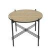 Sagebrook Home Metal & Wooden End Table