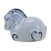 Sagebrook Home Ceramic Horse