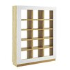 PagedMebleSA Modern Tall Wide 184cm Cube Unit