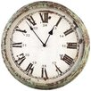PTMD Collection Bond 40cm Iron Round Wall Clock