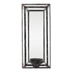 PTMD Collection Darwin Poly Mirror with Candle Plate