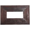 PTMD Collection Sal Wood Rectangle Mirror