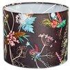 Gillian Arnold 30cm Edwardian Blooms Fabric Drum Pendant Shade