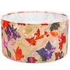 Gillian Arnold 45cm Autumn Flurry Fabric Drum Pendant Shade